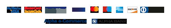 Alpha Commerce logos